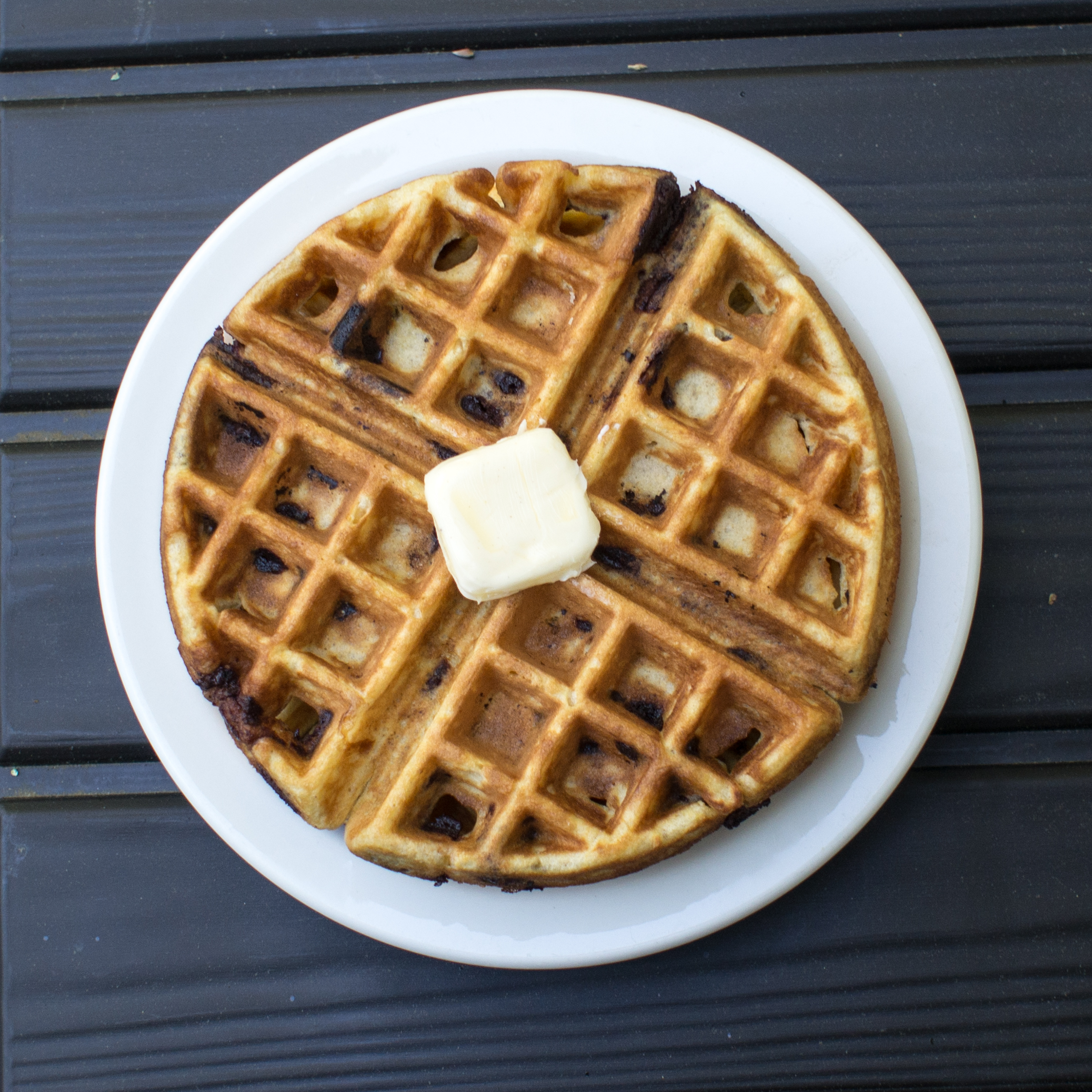 Eggo Chocolate Chip Waffles Waffles!