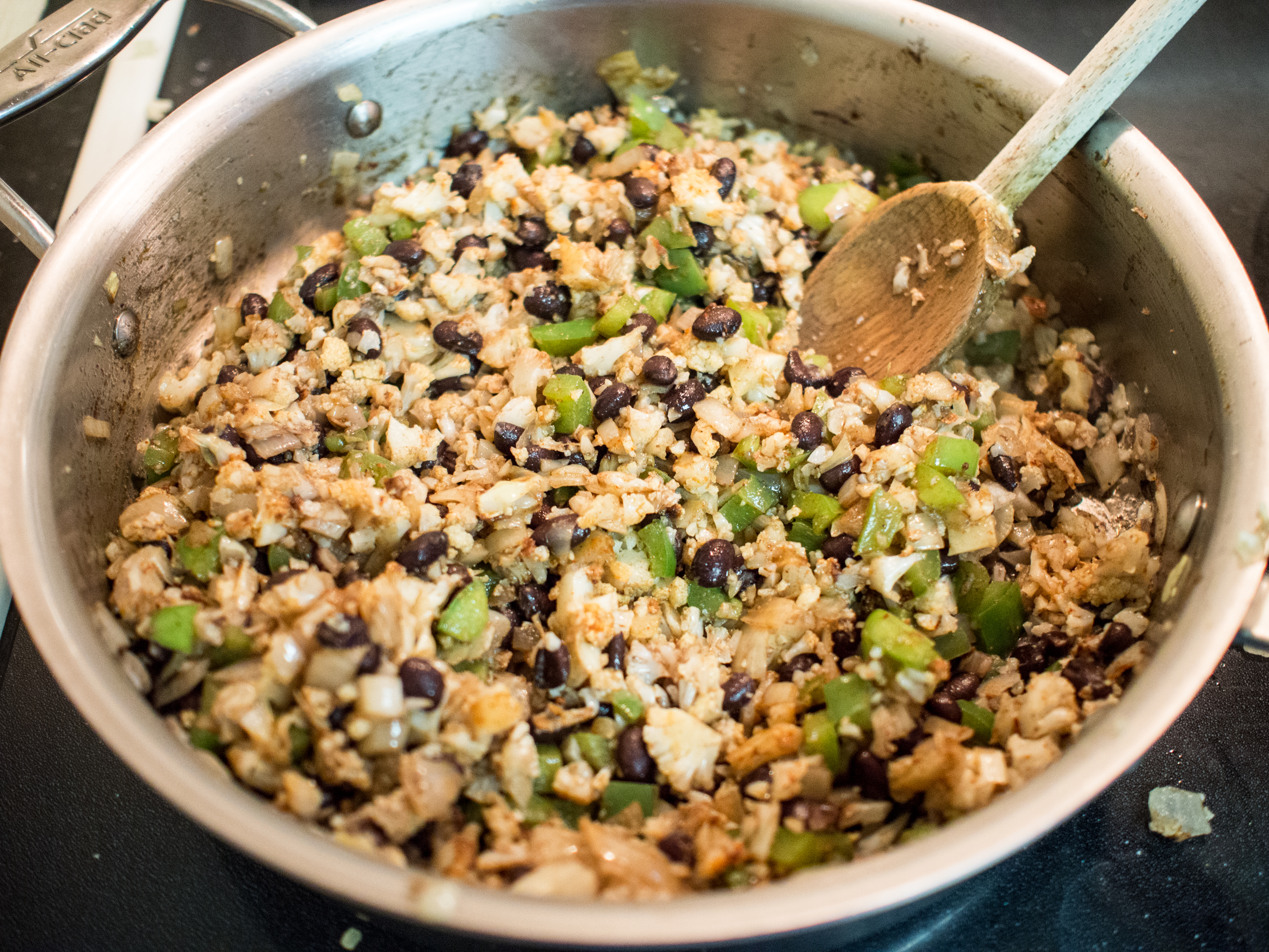 """Cuban Black Beans and """"Rice""""   dawn of food"""