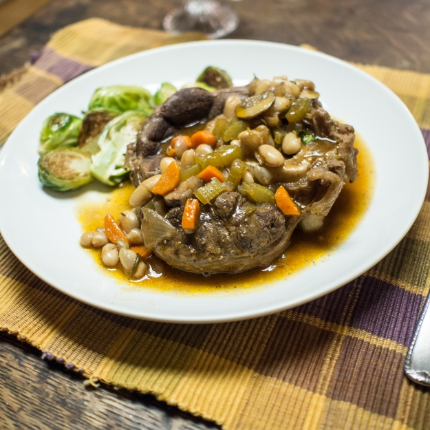 "Beef Shanks ""osso bucco"""