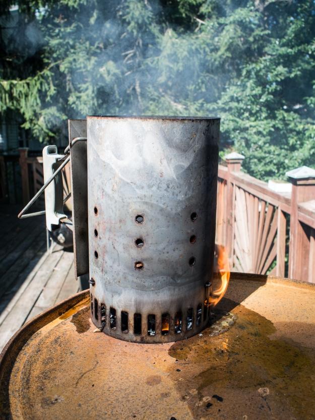 Smoker Chimney