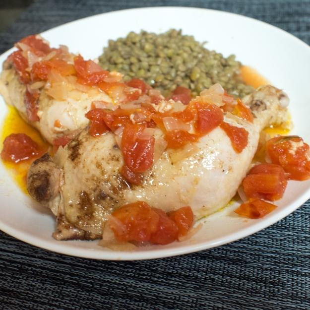 Whole Foods Greek Chicken Challenge